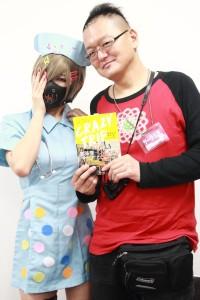 ケロッピー前田さん(右)